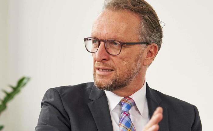 Robert Fuchsgruber von der DAB BNP Paribas
