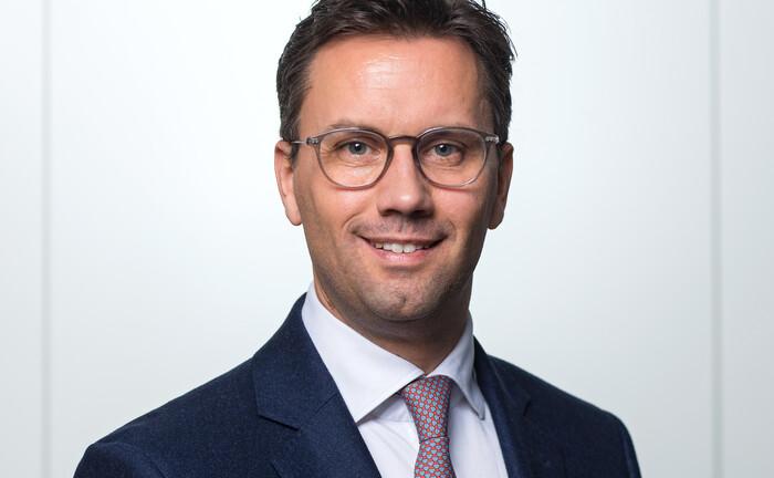 Michael Jänsch von der Focam AG: Der 47-Jährige wird drittes Vorstandsmitglied des Multi Family Office
