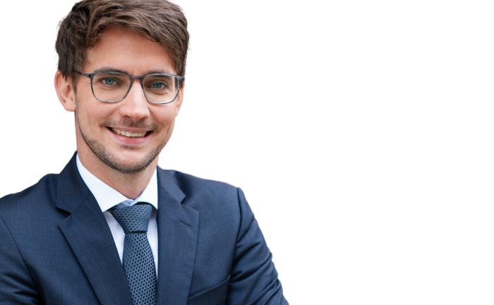 Mirko Hajek von Rheinische Portfolio Management