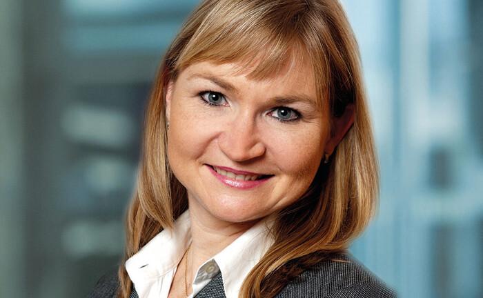 Stephanie Lang von Blackrock: Bei der Investmentgesellschaft ist sie Leiterin der Portfoliostrategie in der Dach-Region und Osteuropa|© Blackrock