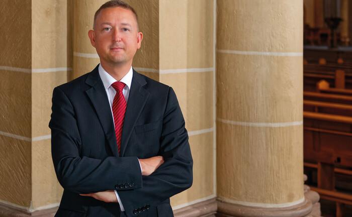 Bernhard Matthes, Bereichsleiter bei BKC Asset Management