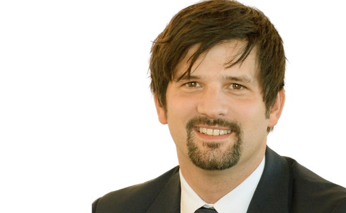 Marcel de Gavarelli von der AIK Immobilien-Investmentgesellschaft