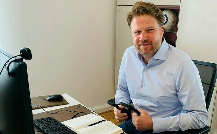 Thilo Wolf, Deutschland-Chef von BNY Mellon Investment Management