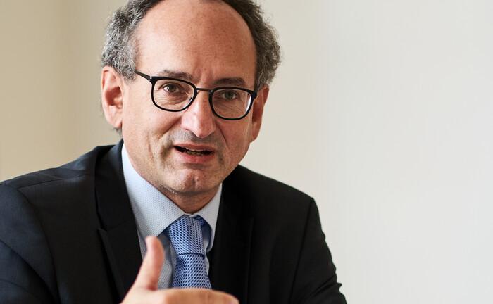 DBU-Finanzchef Michael Dittrich