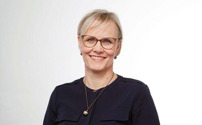Sofia Harrschar ist seit zehn Jahren bei Universal-Investment