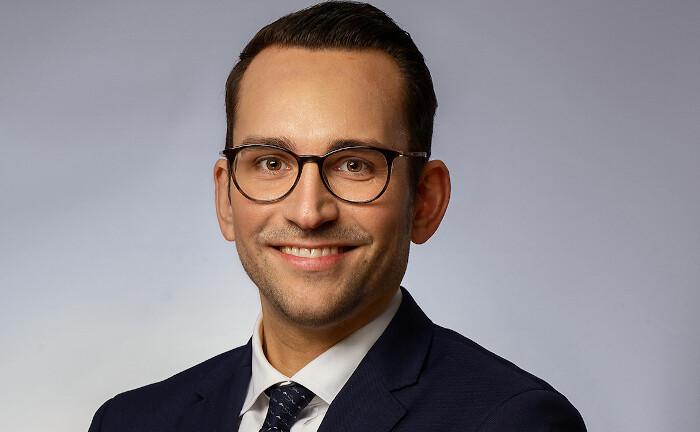 Sebastian Henrichs, Chef der Fondsdepot Bank: Die Fondsplattform erweitert ihre Haftungsdachlizenz für das europäische Ausland.|© Fondsdepot Bank