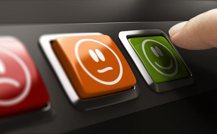 So bewerten die Kunden digitale Vermögensverwalter