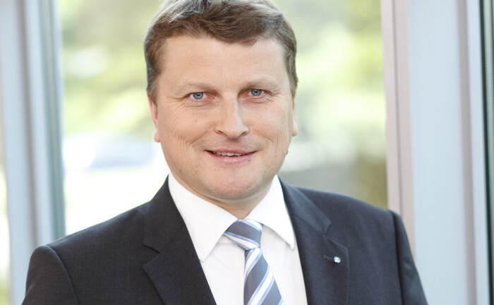 Ulrich Mitzlaff, Vorsitzender des Vorstands der KZVK