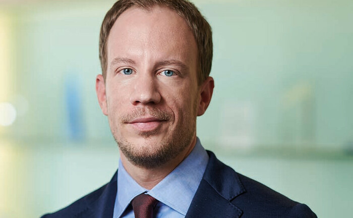 Nico Auel ist Geschäftsführer der RWB-Vertriebsgesellschaft RWB Partners