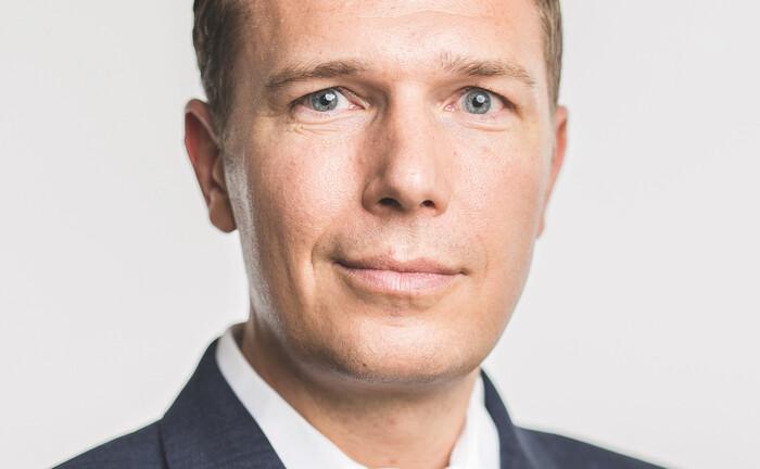 Philipp Müller kam 2018 als Leiter für Investmentprodukte zu Blue Orchard, seit April 2020 ist er Geschäftsführer. |© Blue Orchard