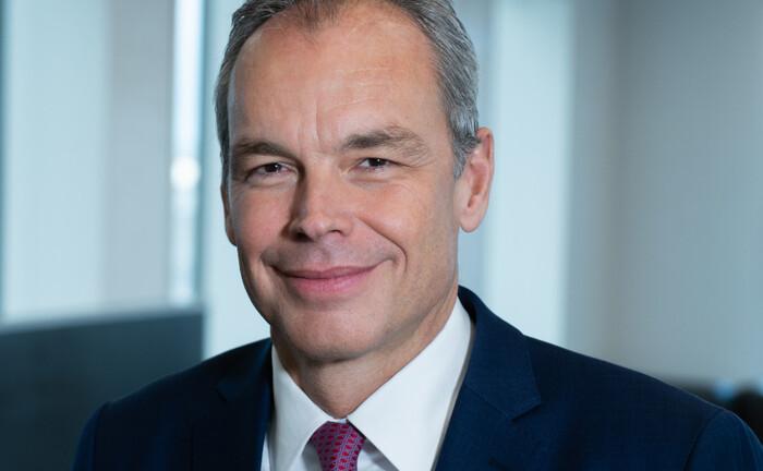 Frank Schriever, Leiter Wealth Management Deutschland bei der Deutschen Bank