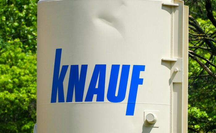 Trockenbau-Silo von Knauf