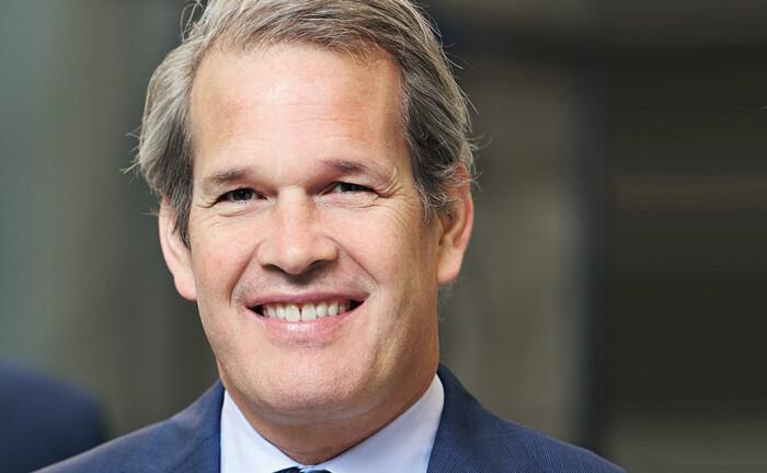 Hans Hanegraaf, Chef der Bethmann Bank
