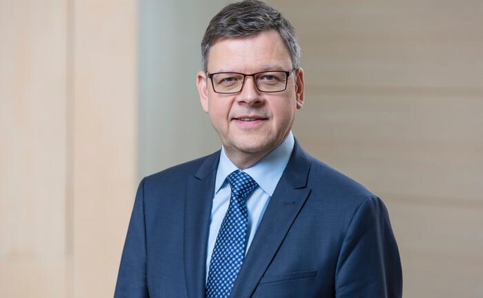 Thorsten Pötzsch, Exekutivdirektor der Bafin