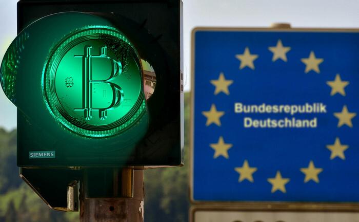 Grünes Licht für Kryptowährungen