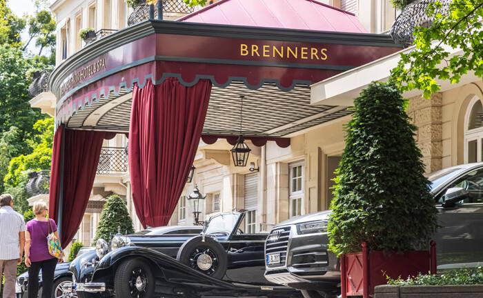 Das Brenners Park-Hotel & Spa in Baden-Baden gehört zur Oetker-Gruppe