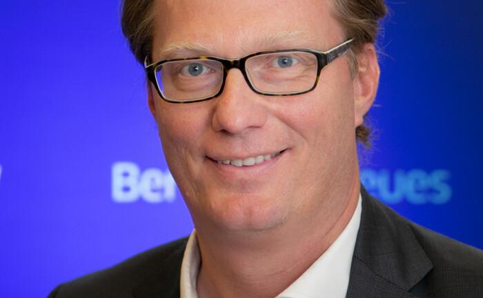 Axel Stiehl von der LBBW