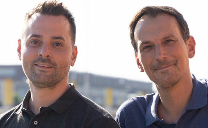 Marcus Merder (r.) und Dominik Norley sind Gesellschafter von Finconcept
