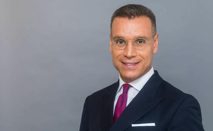 Enver Büyükarslan, Gesellschafter der Deutsche Investment KVG