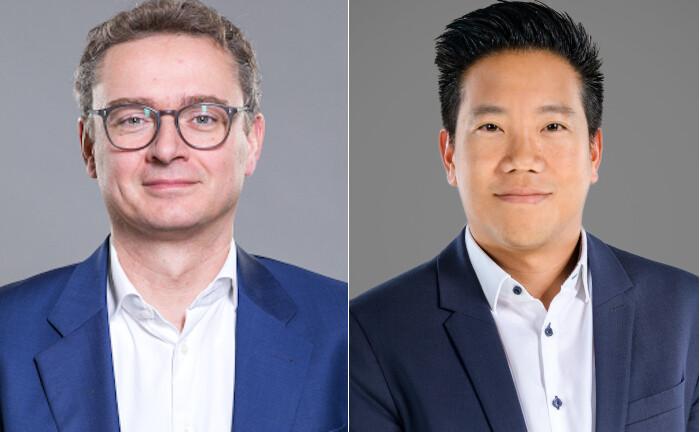 Steffen Rapp und Anh-Vu Tran von der Kanzlei Annerton