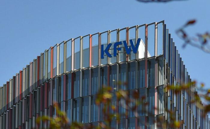 Hauptsitz der KfW in Frankfurt