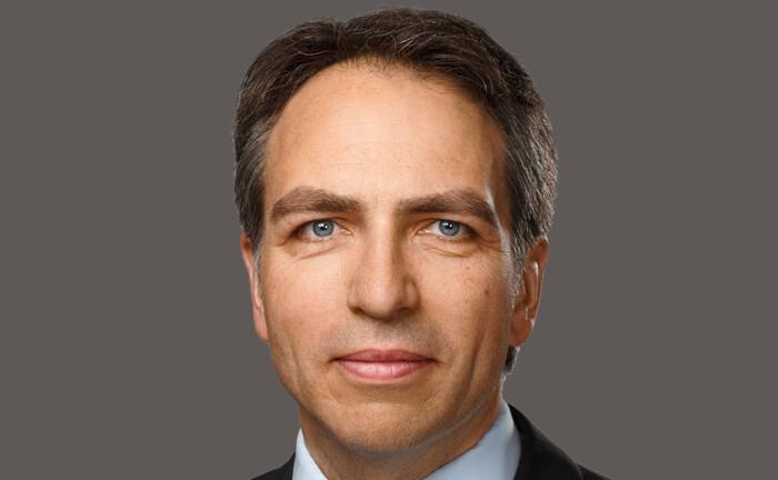 Vertriebsmann Oliver Schmitz