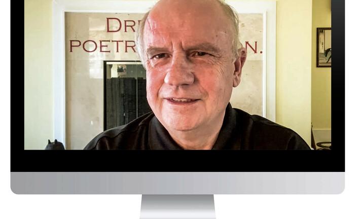Martin Richenhagen, hier im Video-Interview, war 16 Jahre lang CEO von AGCO