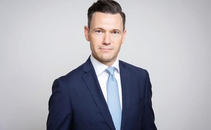 Angus Muirhead von der Credit Suisse