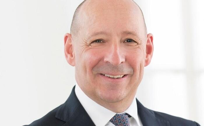 Hermann Wonnebauer, seit 2019 Vorstandsvorsitzender der ZKB Österreich