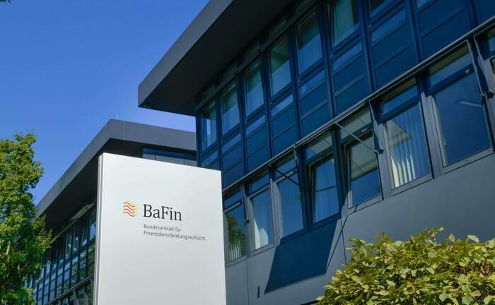 Die Zentrale der Bafin in Bonn
