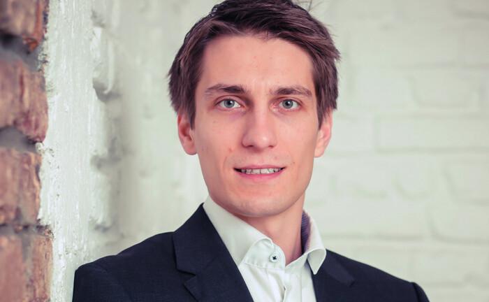Fabian Leuchtner, Geschäftsführer der Fondsboutique Aguja Capital
