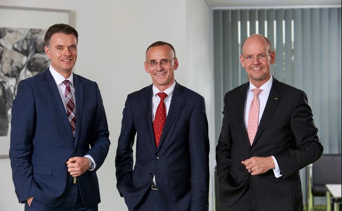 Der neue Vorstand der Itzehoer Versicherung