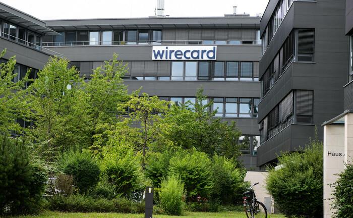 Die ehemalige Konzernzentrale von Wirecard in München