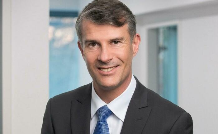 """Jan Sobotta, Leiter Vertrieb Ausland bei Swisscanto Asset Management: """"Corporate Hybrids sind eine Anlageklasse mit überzeugendem Risiko-Rendite-Profil."""" © Swisscanto Invest"""