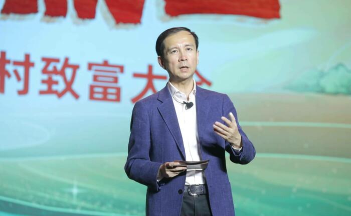 Alibaba-Chef Daniel Zhang