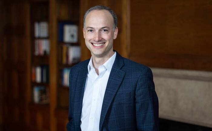 Matt Mendelsohn kümmert sich seit 2007 um das Stiftungsvermögen von Yale