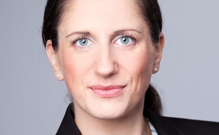 Wiebke Merbeth von Bayerninvest: Mit dem Fonds will die Leiterin Nachhaltigkeit auch energieintensiven Unternehmen bei der Transformation zu mehr Nachhaltigkeit helfen|© Bayerninvest