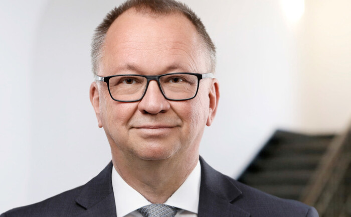 Stefan Heddergott, seit Jahresbeginn in der Unternehmensführung des Bankhaus Bauer