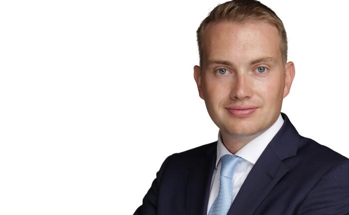Sven Weddermann von Goldman Sachs Asset Management