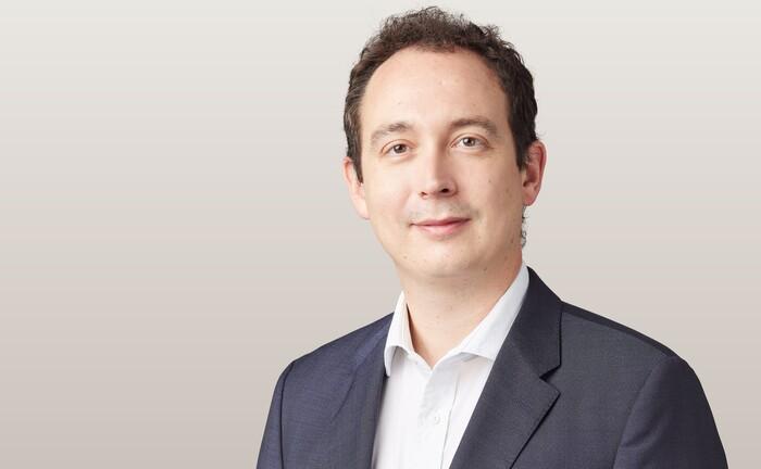 Dr. Samuel Croset, Portfolio Manager BB Biotech