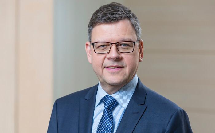 Thorsten Pötzsch ist Chef der Wertpapieraufsicht bei der Bafin. © Bernd Roselieb / Bafin