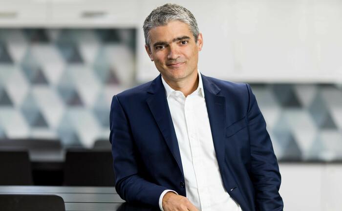 Alexis Marinof, Europa-Chef von Wisdomtree