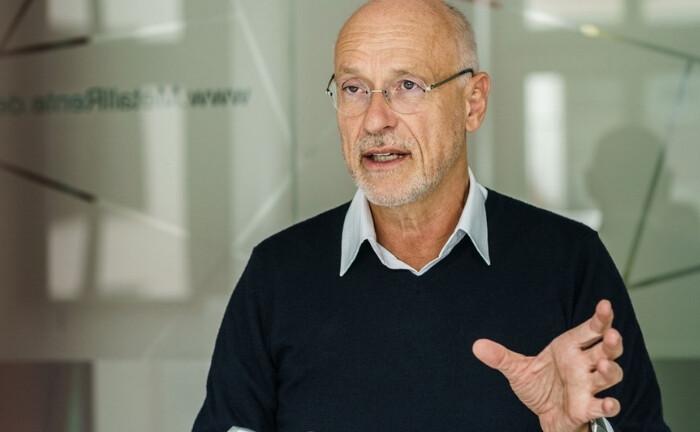 Heribert Karch von Metallrente: Der Geschäftsführer verabschiedet sich|© Metallrente