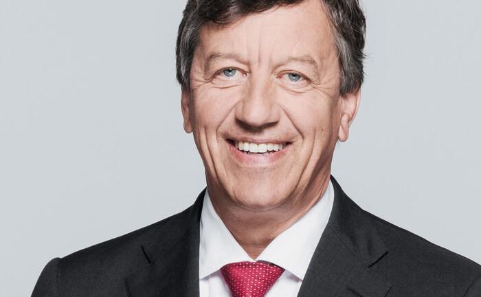 Hans-Joachim Barkmann, Geschäftsführer Immobilien der Meag