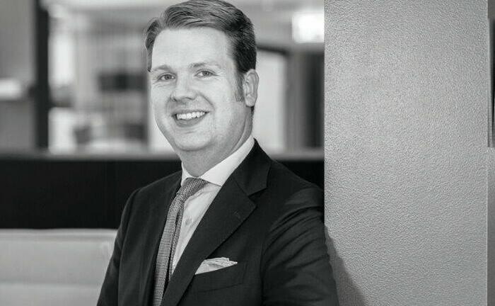 Henning Landsiedel, Geschäftsführer der Kontora KVG