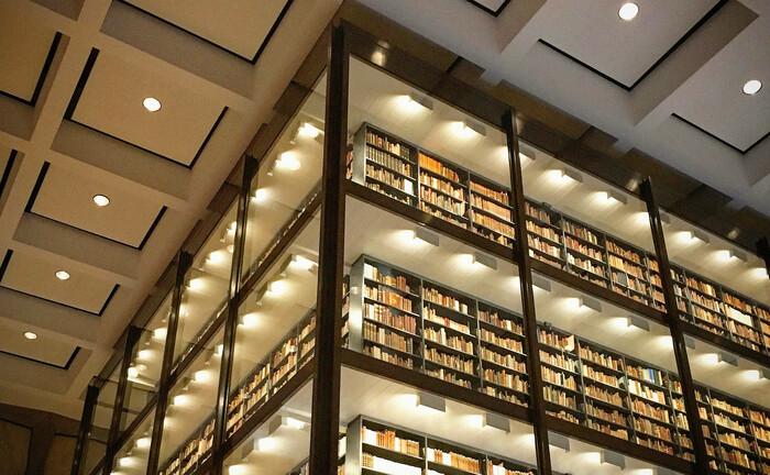 Die Beinecke-Bibliothek