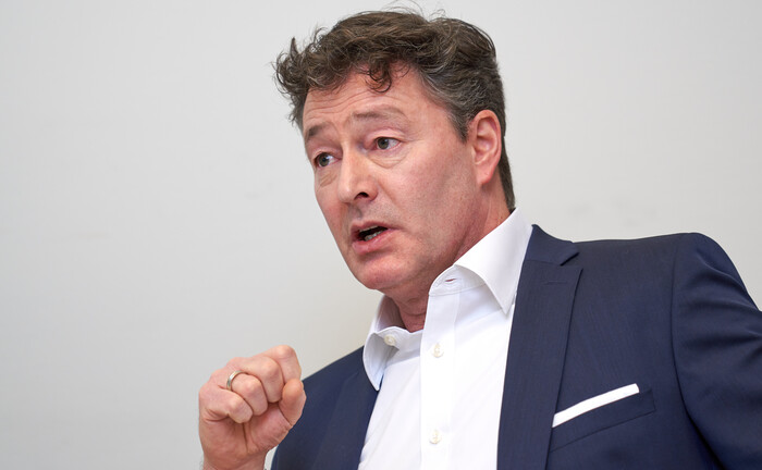 René Tödter, bisher Auretas Family Trust