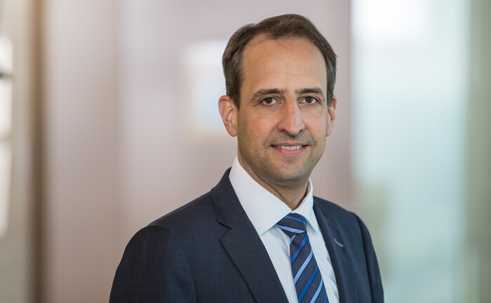 Thorsten Gommel, Leiter Deutschland, Österreich, Niederlande und Skandinavien bei BNP Paribas Securities Services