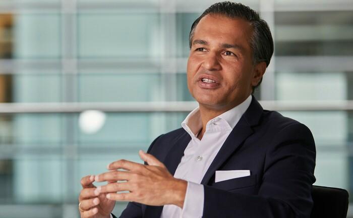 Nasim Amini, Leiter Wealth Management und Private Banking der Hypovereinsbank (HVB) in München