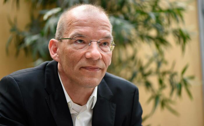 Bastian Bergerhoff von den Grünen